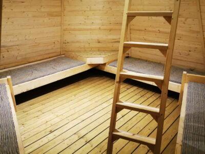accommodation in lavvo overnatting i lavvo en virtuell idrettskonkurranse