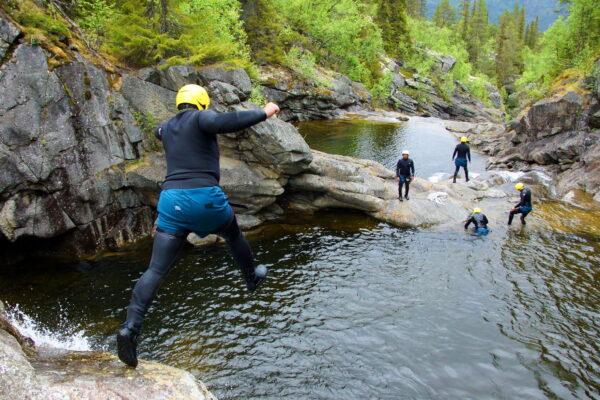 juving Norge speidertur skoletur