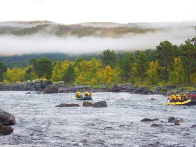 rafting Geilo Dagali