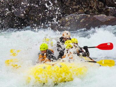 Company trip in Norway Rafting in Norway rafting Geilo Dagali