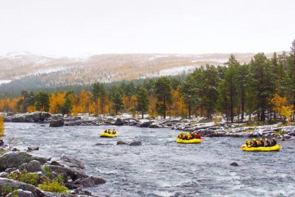 Rafting i Norge, juving i Norge, privat overnatting ved Geilo. Opplev Norge på din Norgesferie!