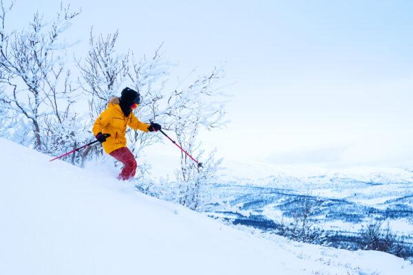 Family-friendly ski center in Norway