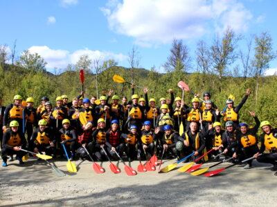 Best teambuilding i Norge - leter du etter en fantastisk opplevelse for hele bedriften? Bestill rafting opplevelser på Dagali Fjellpark