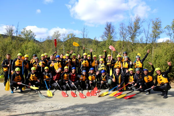 Team building Dagali fjellpark outdoor EXPERIENCE