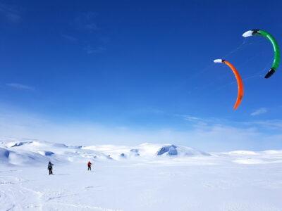 kite norway kite geilo snowkite Geilo Norway kiteskiing Norge Hardangervidda