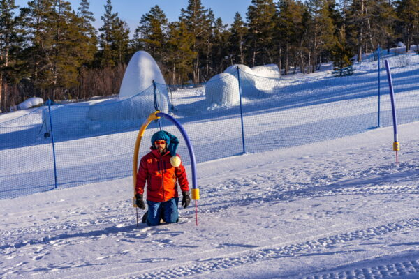 Is Dagali Fjellpark really a family friendly ski center?