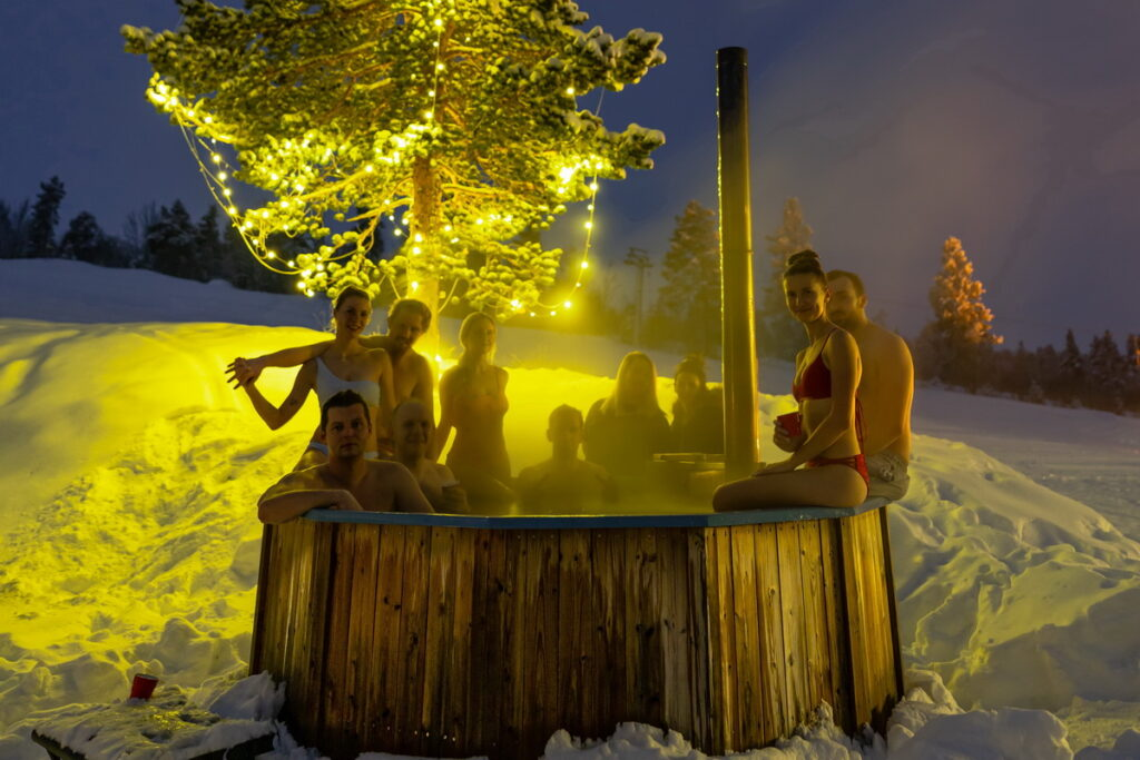 Bachelor party in Norway with Accommodation and activities