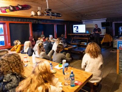 Company and school trip in Norway with Rafting Accommodation