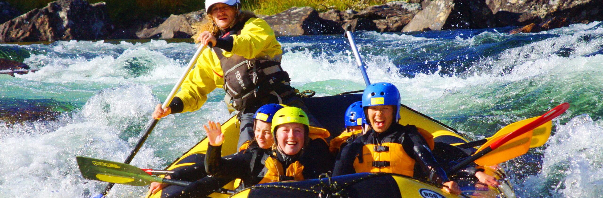 rafting norge rafting geilo dagali rafting dagali opplevelser serious fun