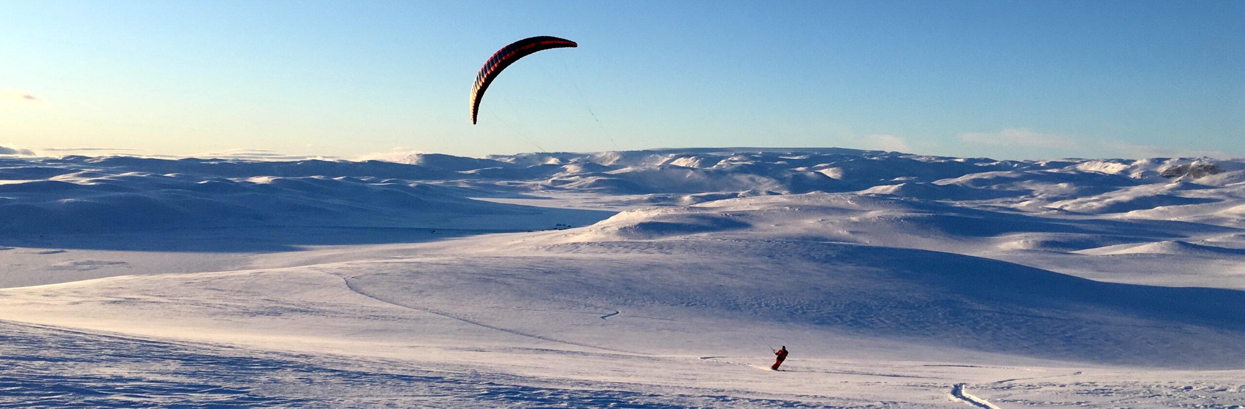 kite norge kite geilo kiting hardangervidda