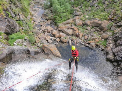 Canyoning in Norway - adventure, experience