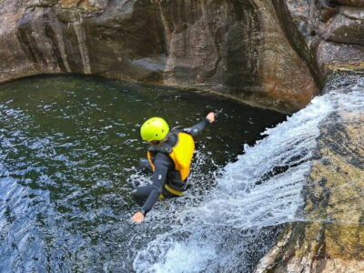 Canyoning in Norway - adventure in Norway
