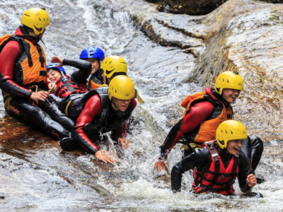 Canyoning in Norway Bergen Oslo