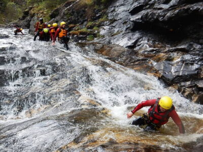 Canyoning in Norway - best guides