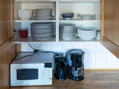 Rent A Cabin In Norway's Paradise - kitchen equipment