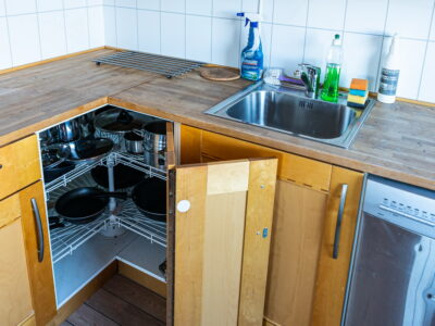 Rent A Cabin In Norway's Paradise - kitchen