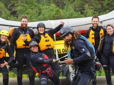 numedalslågen rafting / Friluftsliv / Outdoor Adventure
