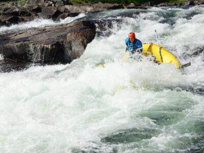 Full On Rafting Dagali