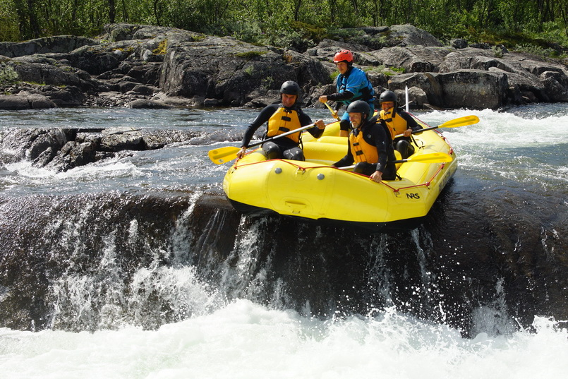 Surprise Surprise Numedalslågen Norway Extreme rafting