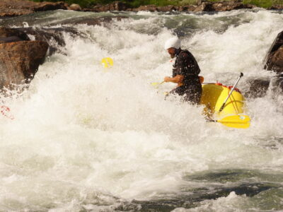 Is rafting safe?