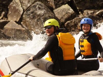 Hardangervidda rafting, Dagali, Geilo