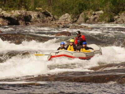 Dagali, Hardangervidda rafting Dagali Fjellpark