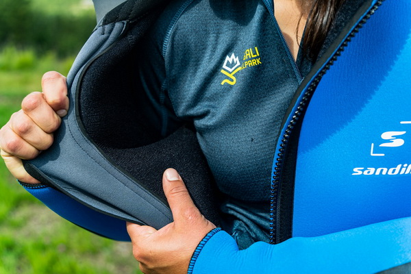 New wetsuits: our wetsuit, your warm suit