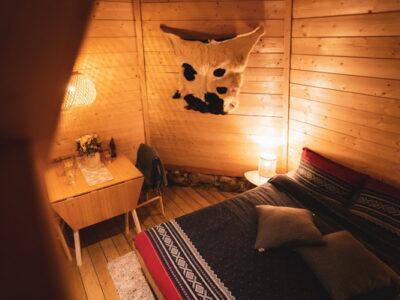 lavvo accommodation wintzer Norway
