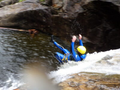 Juving med Dagali Fjellpark, Norge / Canyoning with Dagali Fjellpark, Norway / Adventure Geilo / Friluftsliv Geilo / Opplevelser Geilo canyoning in norway