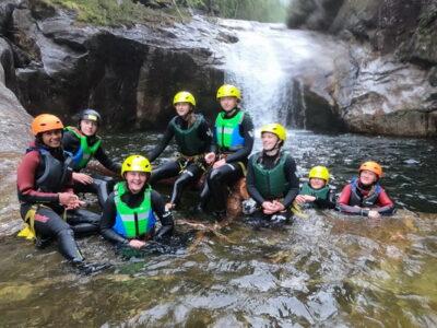 Juving med Dagali Fjellpark, Norge / Canyoning with Dagali Fjellpark, Norway / Adventure Geilo / Friluftsliv Geilo / Opplevelser Geilo