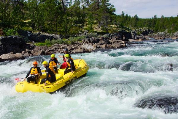 rafting booking Dagali Opplevelser