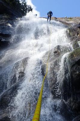 canyoning Geilo