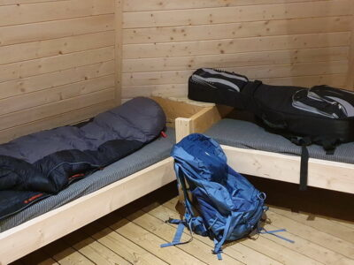 accommodation in lavvo norway glamping