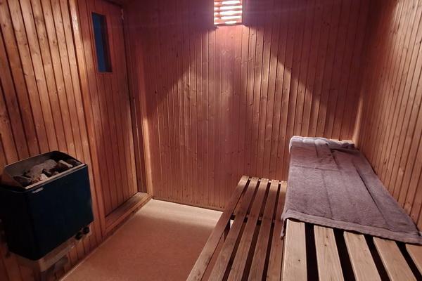 sauna Dagali Fjellpark